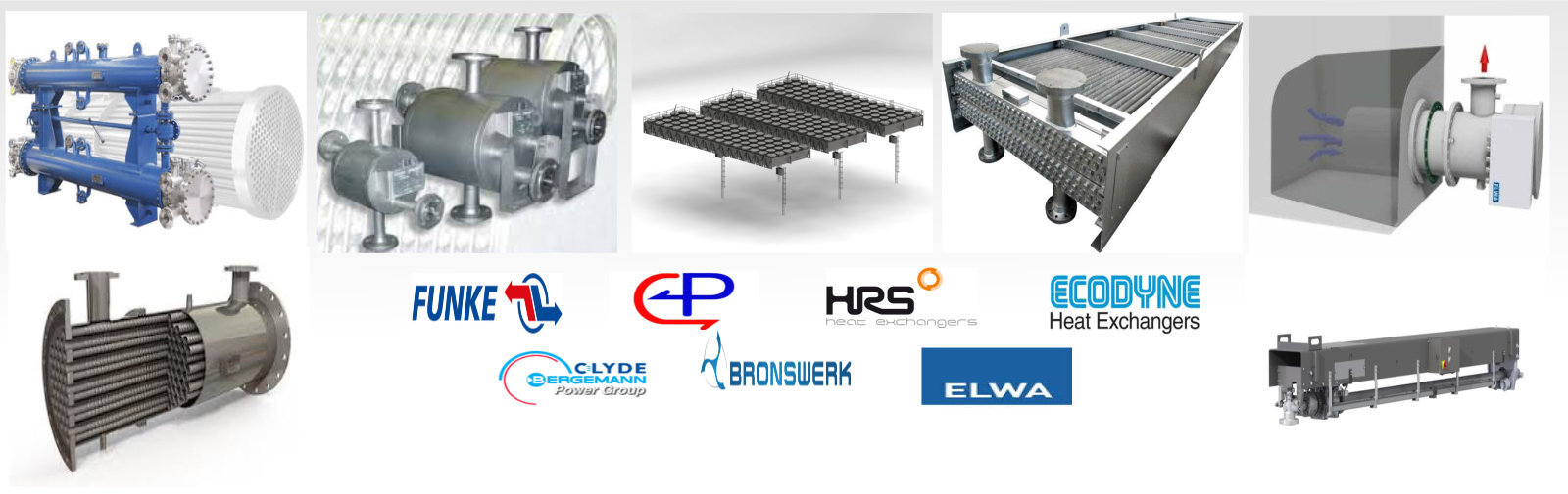 Heat Exchangers for all Industries