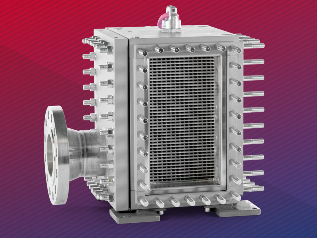 plate heat exchangers - Welded